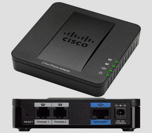 Cisco SPA 112