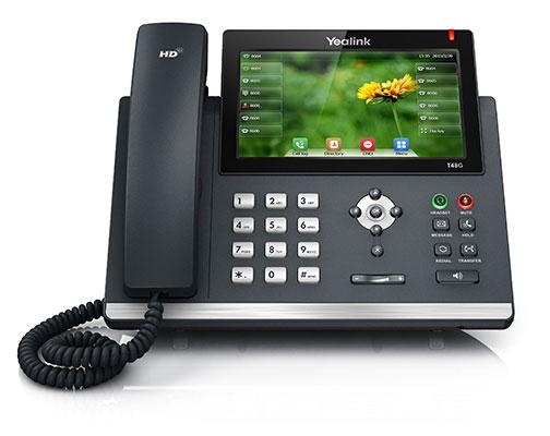 Yealink T48S Gigabit IP Phone